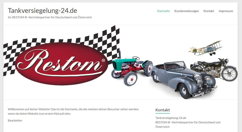 Tankversiegelung-24.de ist online
