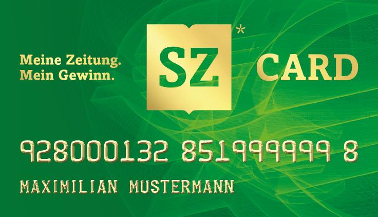 Partner beim SZ-Card-Programm